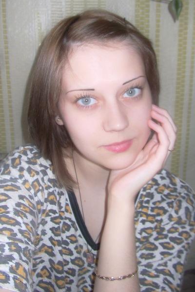 Яна Степаненко, 12 июля 1992, Красноярск, id145023258