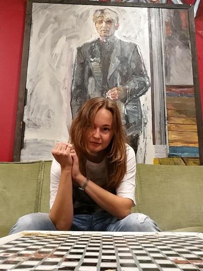 Екатерина Зелененькая
