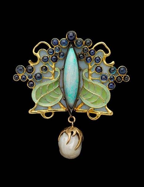 Rene Jules Lalique (1860-1945) Украшения. 82272