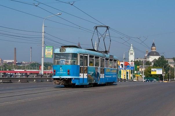 книги: Тульский трамвай: