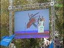 Самарские первокурсники отметили день студента парадом по кампусу аэрокоса