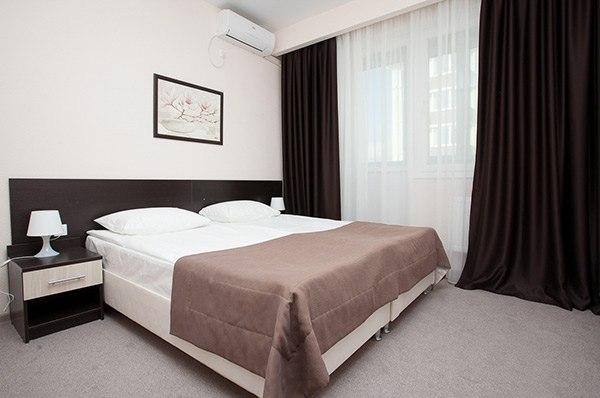Невероятно низкая цена в отличном отеле Сочи «Бархатные сезоны» на