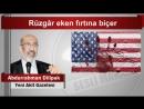 (7) Abdurrahman Dilipak Rüzgâr eken fırtına biçer - YouTube