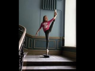 13-летняя балерина поразила американцев!