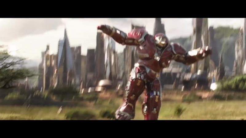 Мстители 3 Война Бесконечности — Русский трейлер «Битва за всех» (2018)
