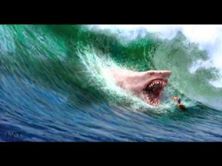 Views megalodon the biggest shark that ever lived
