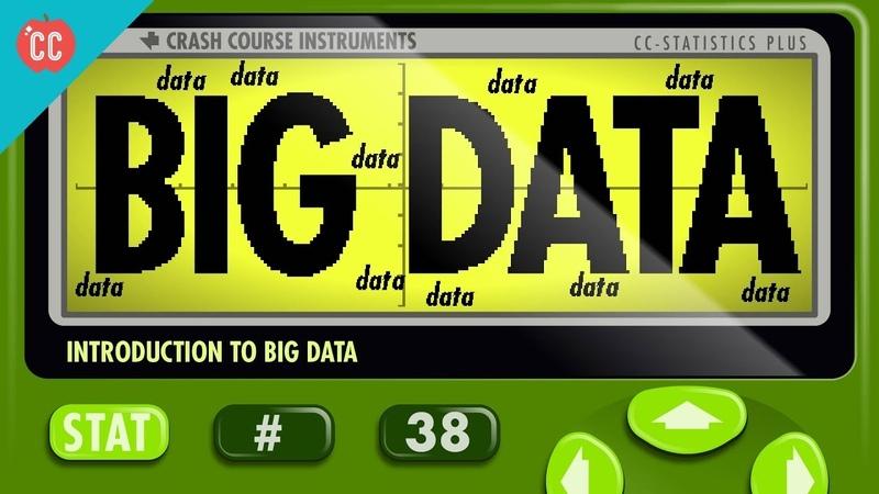 Intro to Big Data: Crash Course Statistics 38