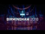 VG vs Liquid, NewBee vs LGD.FY, [RU LIVE] [ESL One Birmingham 2018]