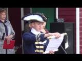 День корпуса. Принятие кадетской клятвы