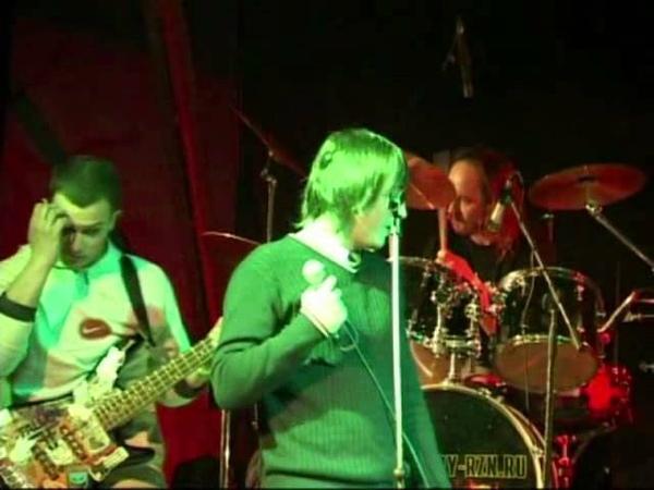 380 VOLT ska-punk band live in Planetary rock club, Ryazan