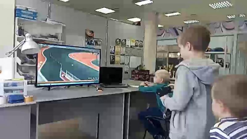 Тренировка на симуляторе в мкмс