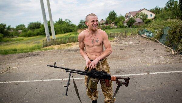 Моторолла призывает всех сознательных русских воевать в Украине