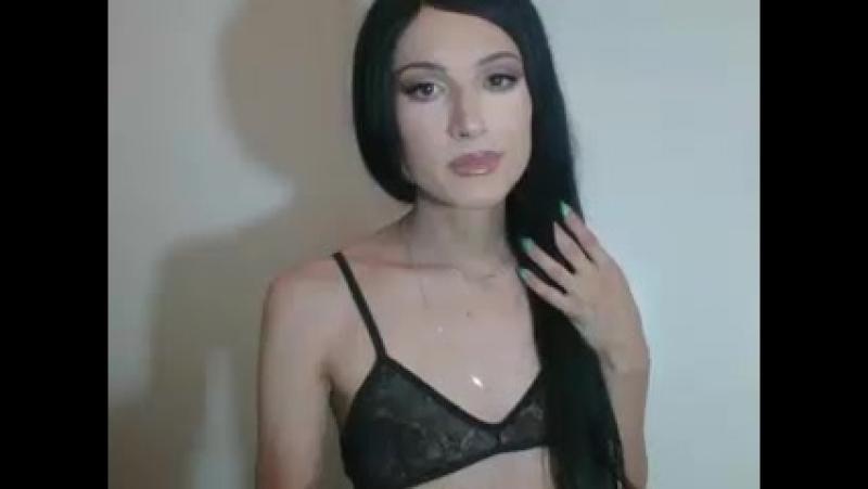 Член транссексуалки в сперме видео, молодая парочка в порыве страсти все видео