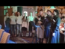 Qorali в ресторане Хачапури тетушки Марико — locva