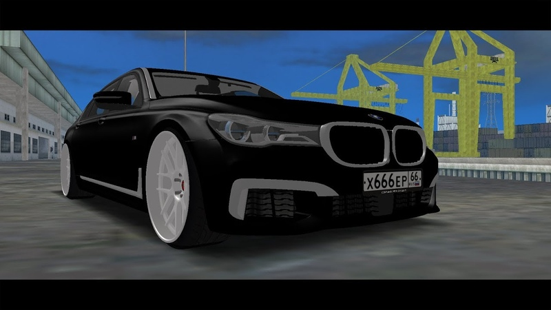 BMW M760 Li (by XAH)| Radmir MTA | DRIFT