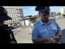 Ментовской произвол на улицах Петербурга Проверка документов без законных оснований