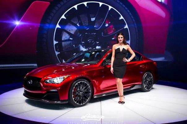2014 Infiniti Q50 Eau Rouge Concept. #HD #CarsGirls