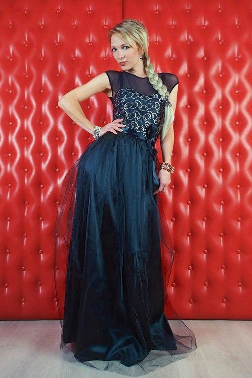 платье в пол с руковами роза выкройка все самое интересное в блогах