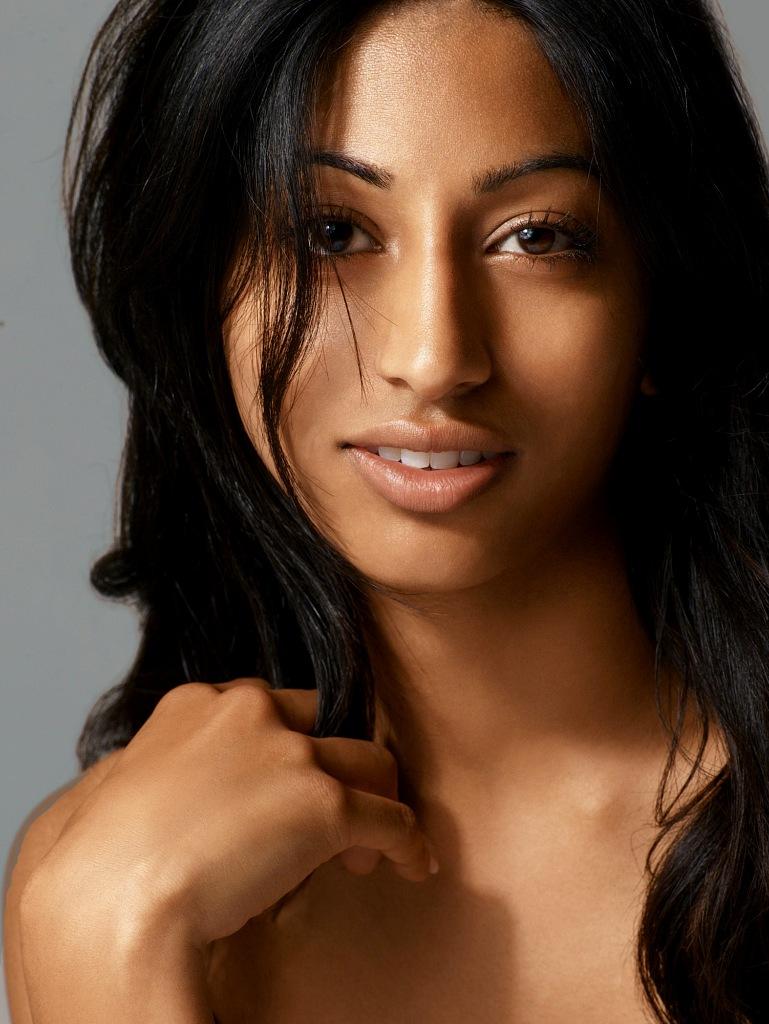 Макияж фото модель по американски