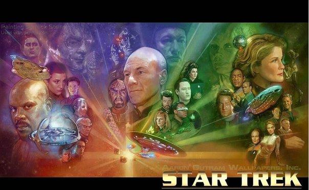 звездный путь все фильмы по порядку смотреть онлайн