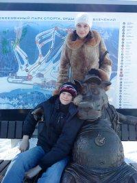 Наталья Куксина, 7 декабря 1988, Красноярск, id94569856