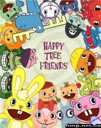 happy tree friends мультики: