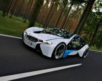 BMW Vision EfficientDynamics.