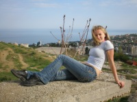 Лида Петрова, 4 августа , Ялта, id52526187