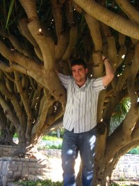 Borya Umansky, Hadera
