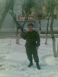 Денис Дмитриенко, 17 февраля , Красноярск, id107548268