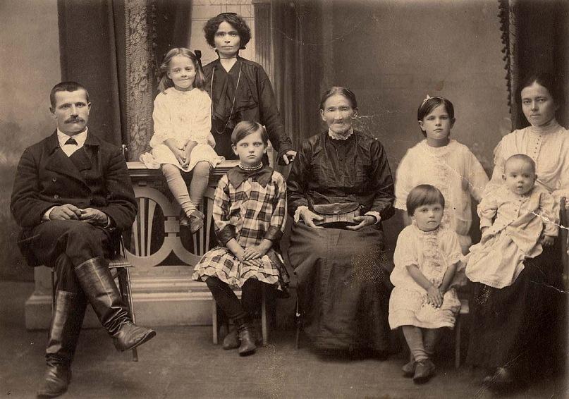 Быт Енисейской губернии конца XIX − начала XX века