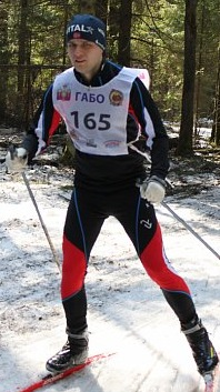 Григорий Залегин