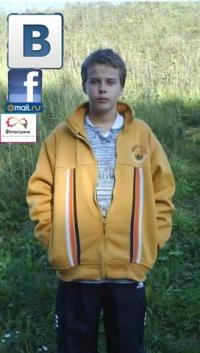 Даниил Серов, 15 июня , Вольск, id104271163