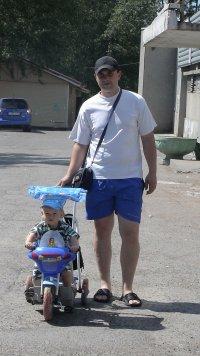 Санек Вейгель, 8 июля , Красноярск, id40270591