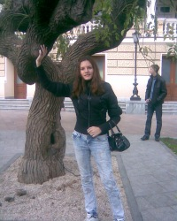 Анютка Гасаналиева, 2 мая 1995, Чугуев, id115365413
