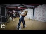 Kiko &amp Christina - Madrid Zouk Bachata Festival