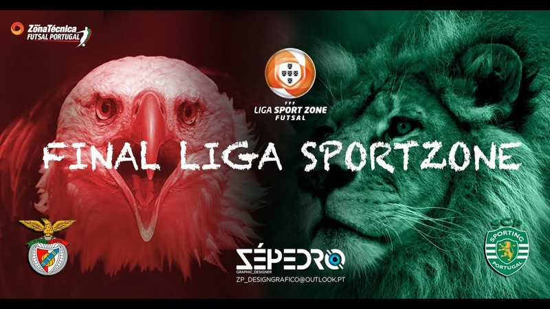 Liga SportZone | Jogo 2 | Final | SL Benfica 3-2 Sporting CP | Full Match