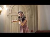 М. Скорик  Карпатская рапсодия В стиле Ф. Листа для скрипки и фортепиано