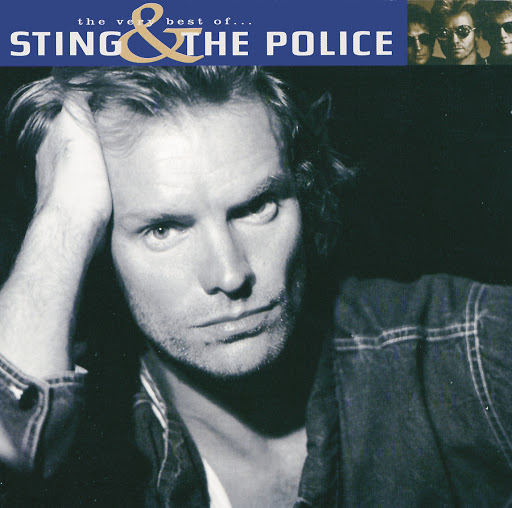The Police альбом The Very Best Of Sting And The Police