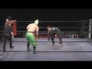 Atsushi Aoki, SUSHI vs. Takatoshi Matsumoto, Chris MAN Taro (Hard Hit - Samurai Wearing Leg Guards)