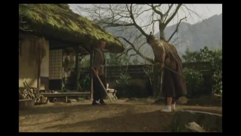 Самураи - Секретный Приём (Кендзюцу)