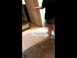 Another video of Justin Bieber with fans in new York-July 5.
