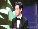"[FANCAM] ""Blue Dragon Film Awards"" 2012"