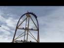 Top Trill Dragster. Одна из самых высоких и самых быстрых в мире - 130м, максимальная скорость - 190 км/ч за 3,8 сек