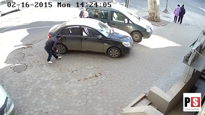 Угоны автомобилей и кражи вещей из авто