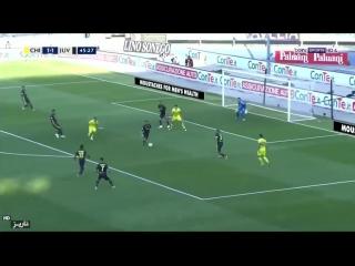 Verona vs Juventus 2_3  First Match Ronaldo With J.mp4
