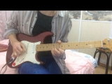 Видео на конкурс #Fender_Джими_Хендрикса_от_Красного_Химика и #КрасныйХимик Little Wing. 30.11.2017. 2327