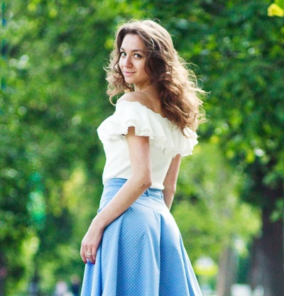 Анастасия Евтюхова