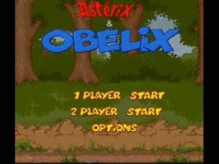 Asterix & Obelix SNES Title Music