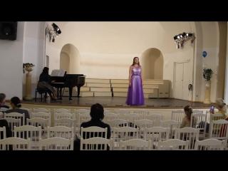 «Третья песня Леля» из оперы «Снегурочка»